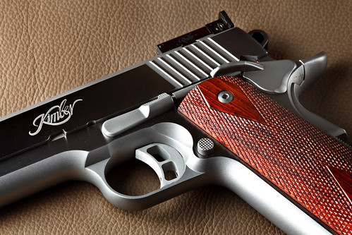 Kimber Stainless Gold Match II