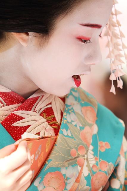 An Elegant Maiko