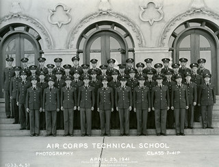 Air Corps Technical School, Lowry | by John Funk from Golden Colorado