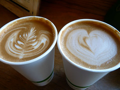 Coffee in Mendocino