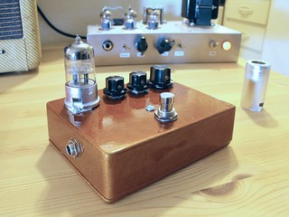 Tube Overdrive Guitar Pedal | by Tim Patterson