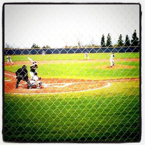 california college square baseball squareformat mendocino yubacity ukiah lomofi iphoneography instagramapp uploaded:by=instagram foursquare:venue=490701