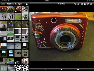 Flickr op de iPad | by PiAir (Old Skool)
