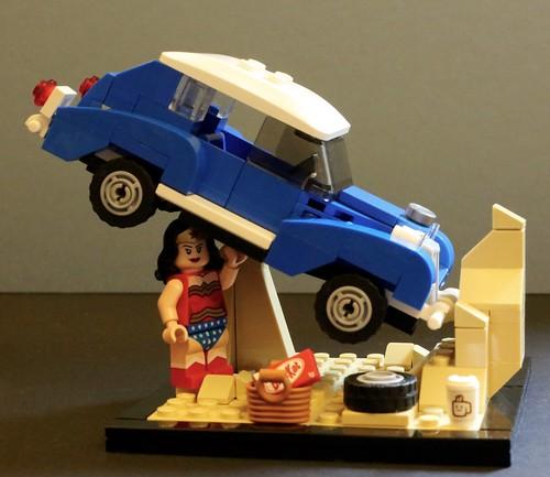 SDCC Exclusive Superman  - sort of!