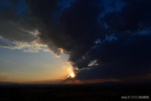 sunset atardecer