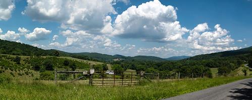 panorama landscape virginia stanley bobmical