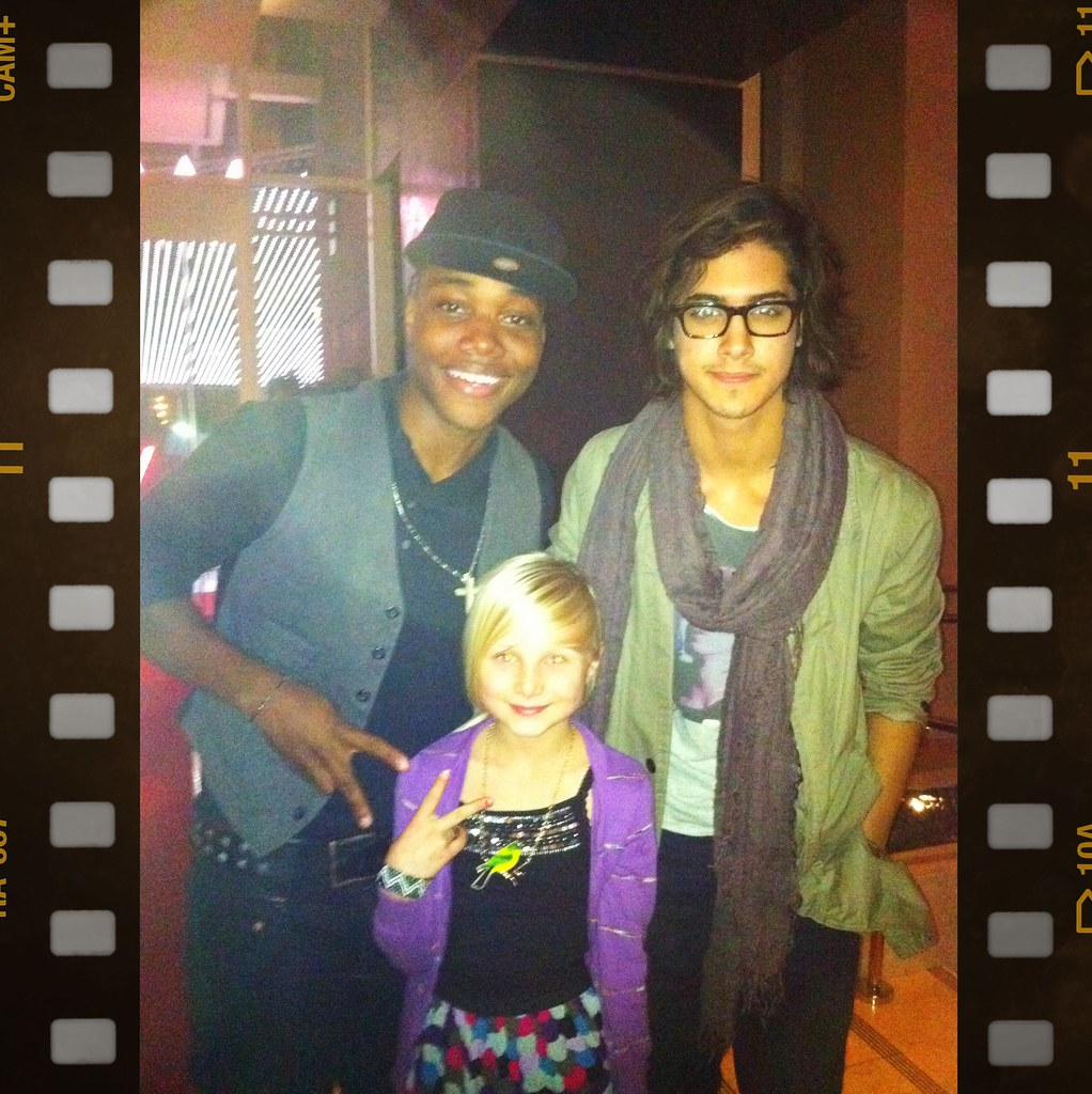 Leon Thomas Lll And Avan Jogia These Handsome Sweet Guys P Flickr