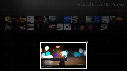 Flickr app : 365 Project