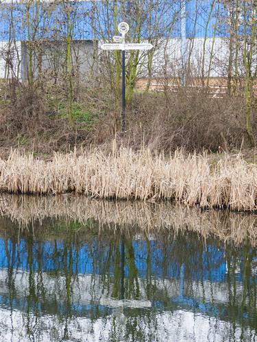 Birmingham canal,  Deepfields junction