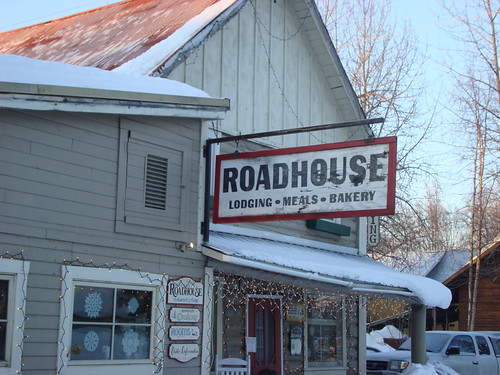 talkeetna roadhouse | by mazaletel