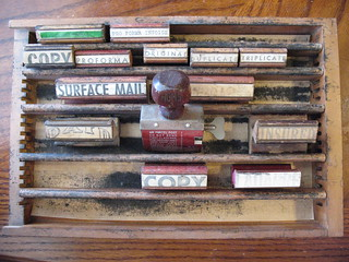 Rubber stamp stash | by mpclemens