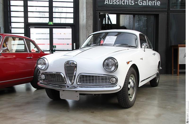 1954 - 1964 Alfa Romeo Giulietta Sprint (03)