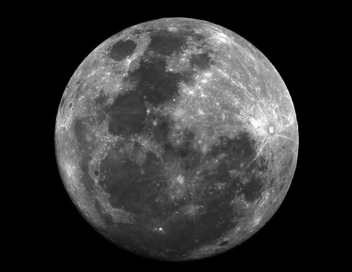 light moon first telescope astrophotography astronomy lunar astrophoto ritcheychretien at6rc