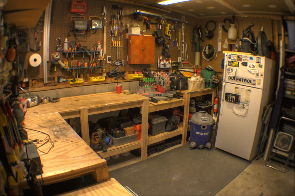 Img 4726 7 8 Garage Workshop Man Cave Sergio Flickr