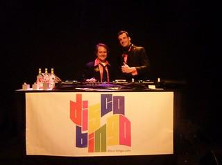 Disco Bingo @ Spinawards 2011 @ Westergasfabriek | by flexyfrank