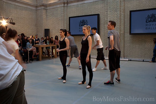 The Royal Ballet at the Apple store, Covent Garden | by jaimelondonboy