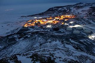 Antarctica: McMurdo Station | by eliduke