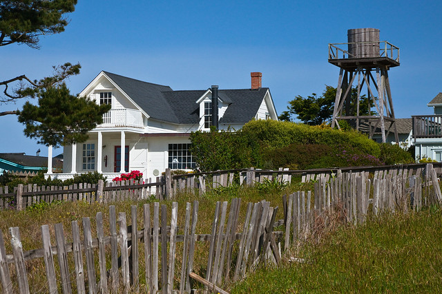 A Home in Historic Mendocino
