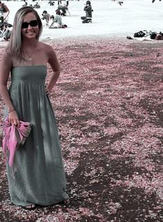 Shinjuku Gyoen National Garden - Fading Cherry Blossoms - v4   by FollowOurFootsteps