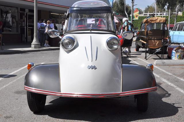 Messerschmitt front