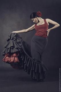 Flamenco Dancer | by Natalia Ba
