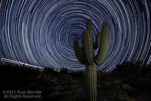 vacation arizona cactus phoenix night photoshop star nikon long exposure desert tripod trails az getty scottsdale saguaro phx scottsdaleairport sdl d700 skyharbourairport startrailsexe 1424mmf28g 2011033101333