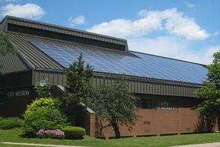 Buffalo City Mission Goes Solar - Buffalo, NY | by Solar Liberty