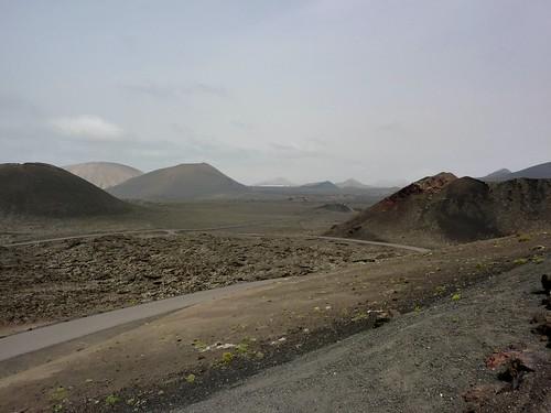 Montañas del Fuego (02/04/2011)