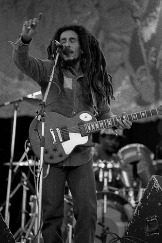 Bob Marley | by monosnaps