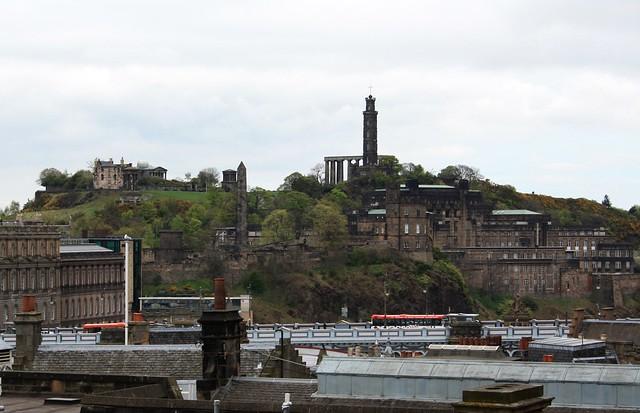 Edinburgh: Calton Hill