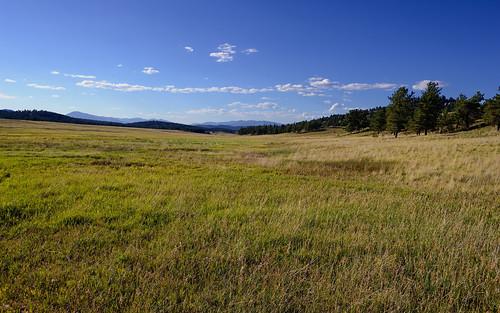 park travel nature grass landscape nikon colorado nps co prairie grassland nationalmonument teller florissant montane florissantfossilbedsnationalmonument clff