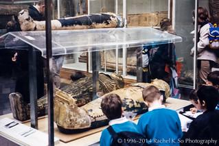 Egyptian Mummy, British Museum