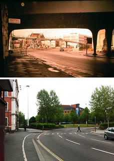Temple Gate  1970s - 2011