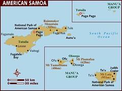 American Samoa - Samoa Americana