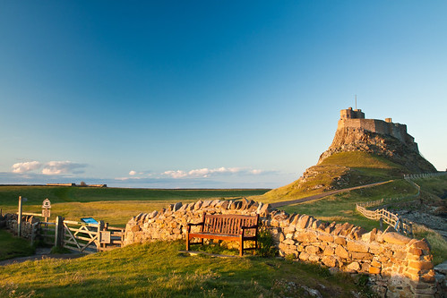 lindisfarne castle | by Ayrshire & Arran Photo (Richard Cottrell)