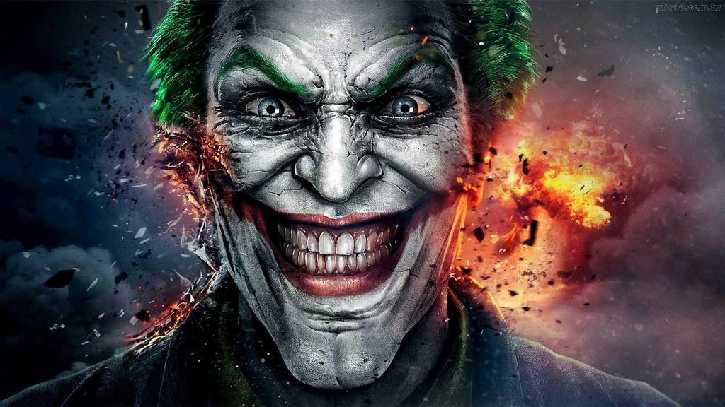 3d Comic Joker Wallpaper Hd Sufian Ahmed Flickr