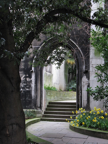 St Dunstan door | by shaggy359