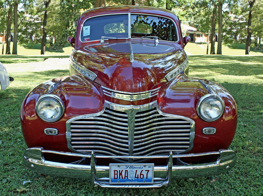 1941 Chevrolet Special Deluxe Business Coupe Street Rod (1… | Flickr