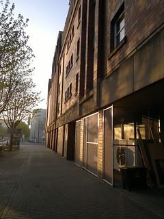 Nokia N8 - Morning Sun - Morgensonne Dortmund