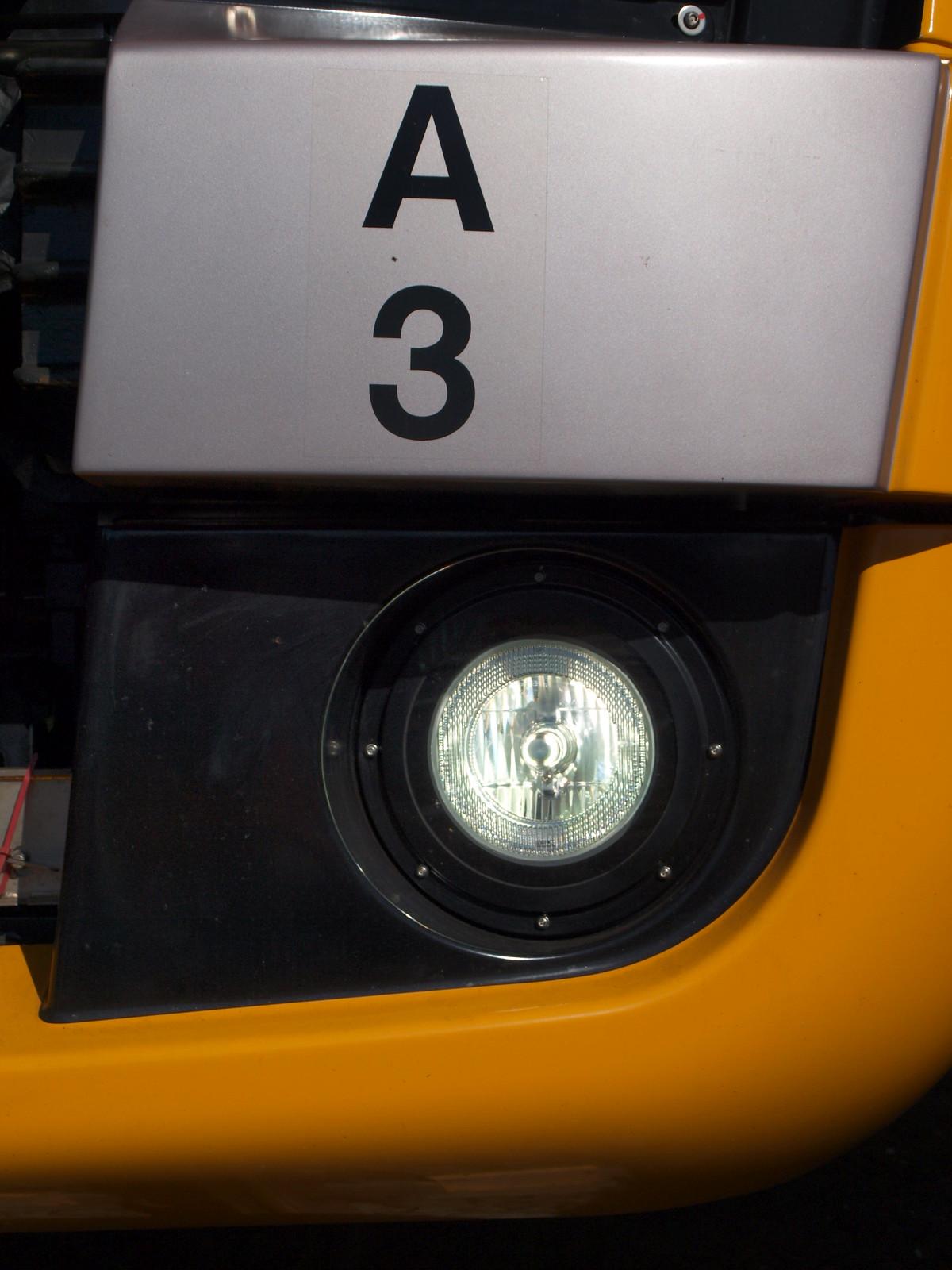 CityRail's new Waratah Train or A Set - A3 by T G