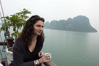 Coffee in Halong Bay | by C+H