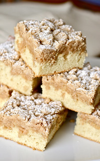 NY-Style Crumb Cake | by Smells Like Home