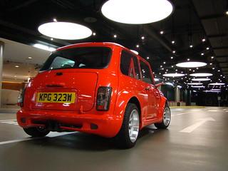 Mini Clubman Turbo