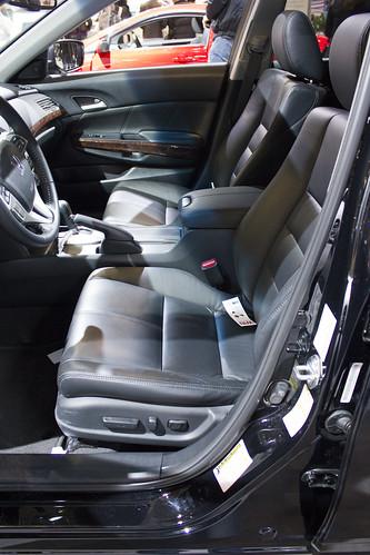 2012 Honda Accord Crosstour EX-L interior Photo