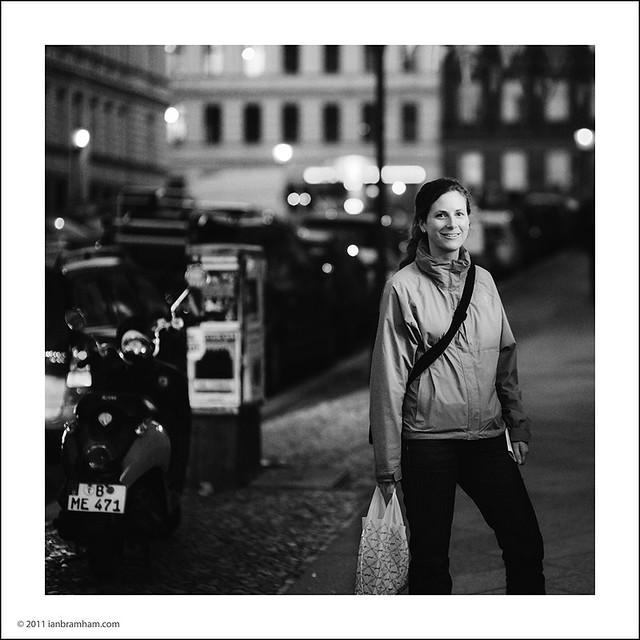 Christa in Berlin
