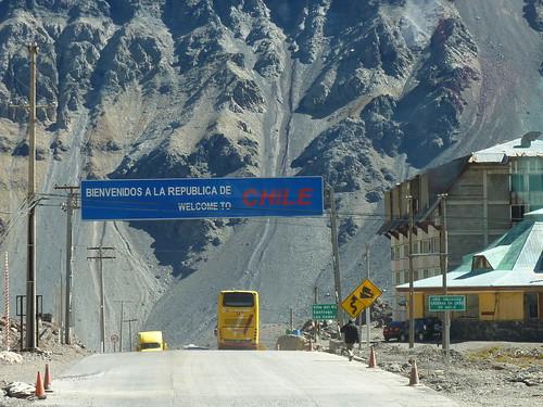 Chili - Los Libertadores