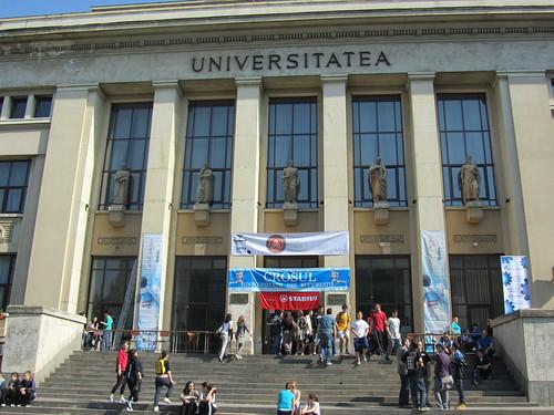 University of Bucharest | by francovschi