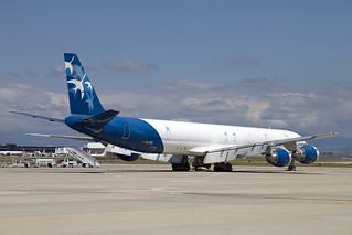 Cygnus Air Douglas DC-8-70 EC-IGZ