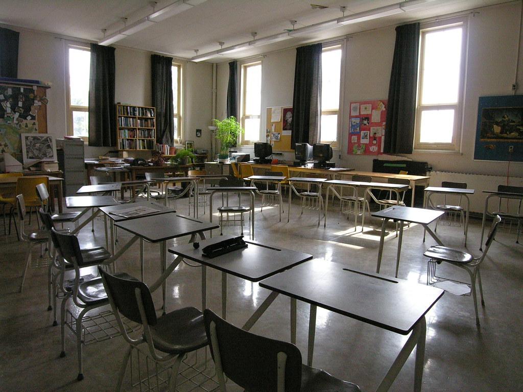 classroom 2nd fl