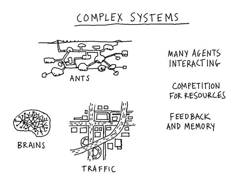 Complex systems   by dgray_xplane
